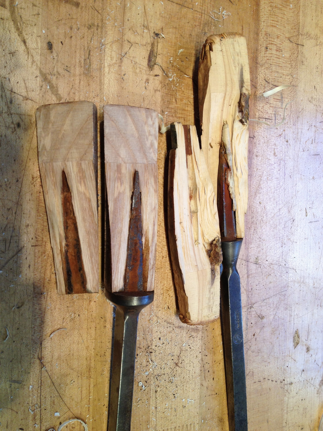 Two More Mortise Chisels