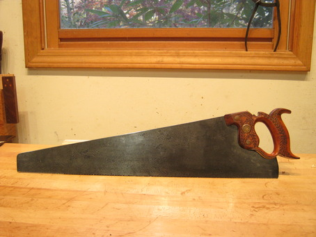 Harvey Peace P-70 Handsaw