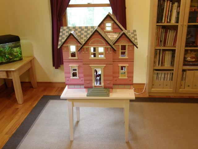 Doll House Table